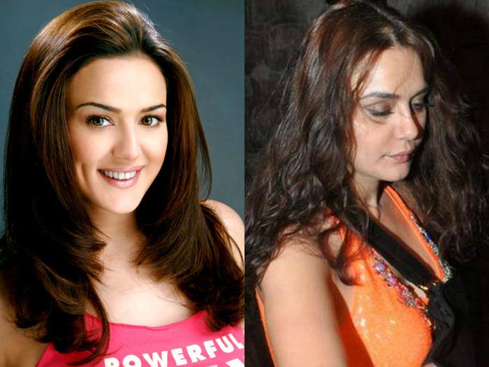 Preity Zinta: From Hero To ZERO