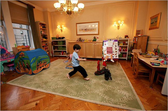 Parent Shock: Children Are Not Decor - Hartley Bernstein