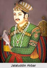 Mughal Samrat- Akbar