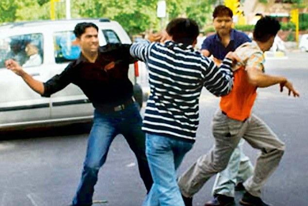 Delhi Is Full Of Racists!