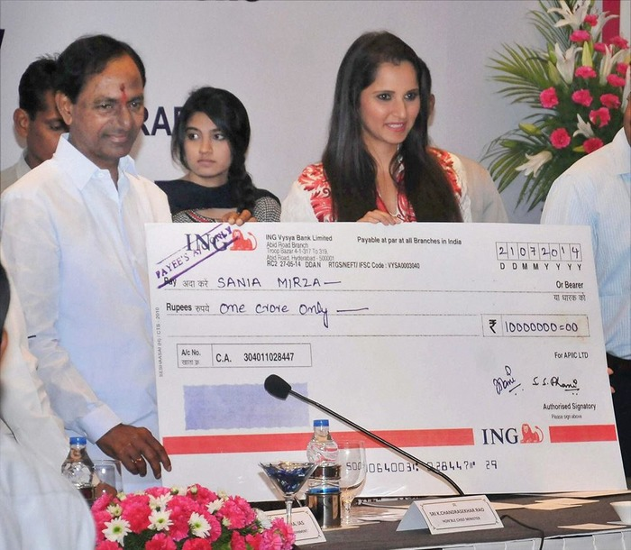 Is Sania Pakistan's Daughter In Law?