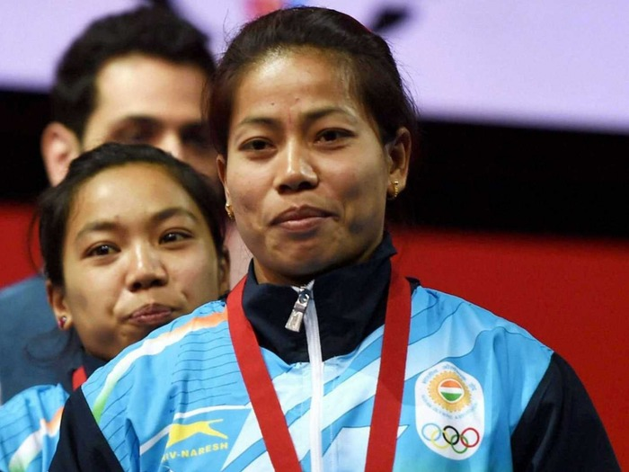 'India Shines At Commonwealth Games'
