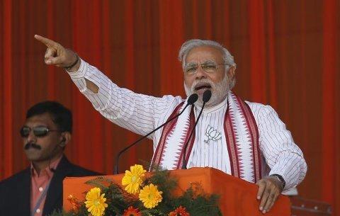 'Modi Will Make India A Hindu State'