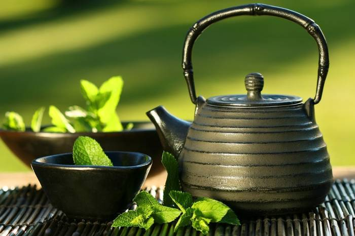 'Green Tea Leads To Weight Loss'