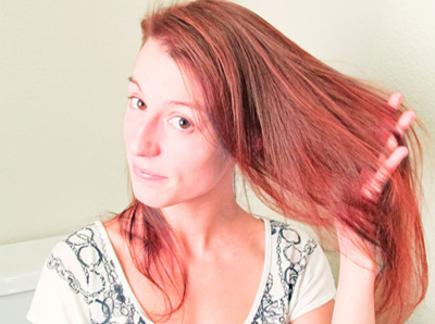 How To Dye Hair With Beet Juice