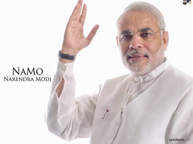 Narendra Modi - PM
