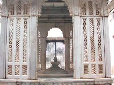 Design Of Paigah Tombs