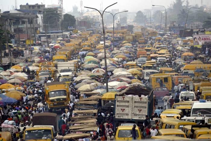 Second Urbanisation