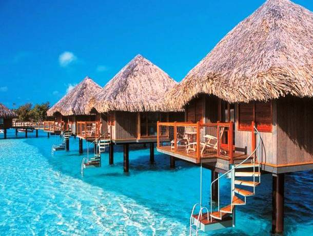 Maldives -Beautiful Destination For Honeymoon