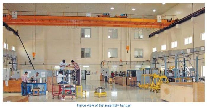 GTRE Gets New Gas Turbine Engine Assembly Hangar