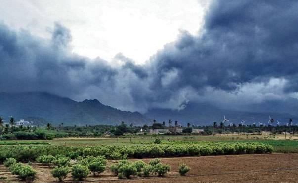 Dependence On Monsoon
