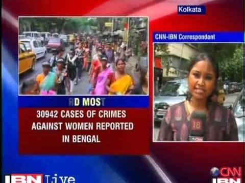 Crime Pron West Bengal
