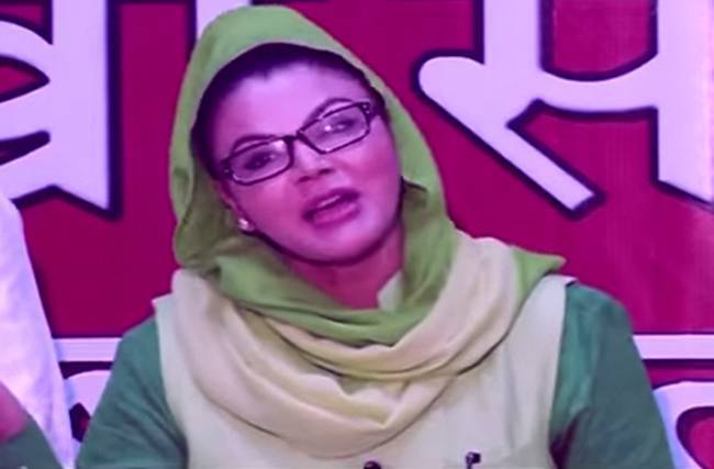 Now Rakhi Sawant Wants To Join BJP!!!