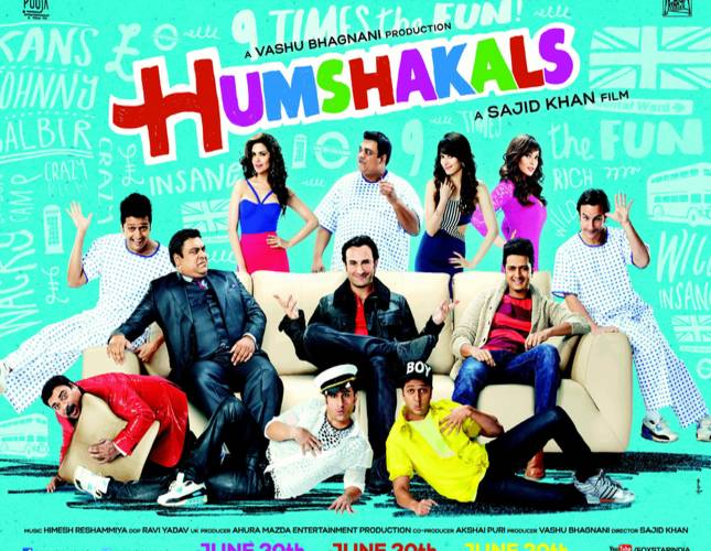 Humshakals - Review