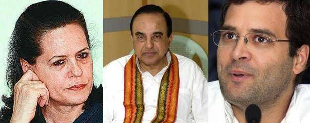 Subramanian Swamy: Are Gandhis In Trouble?