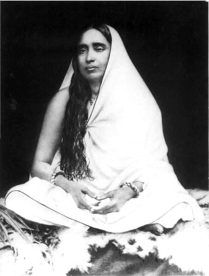 Sri Mate Sharada Devi