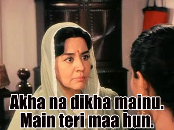 Top 10 Dialogues Of Mothers-in-law