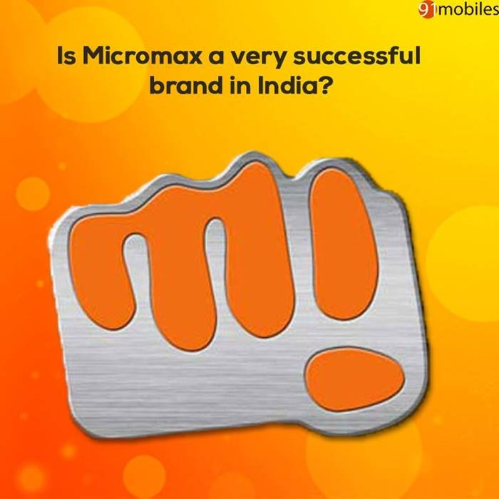 Micromax Mobiles- Success Story