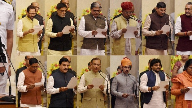 All You Need To Know About Modi's Cabinet Ministers