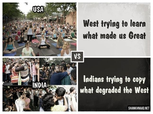 Swamy Says India Copies Western Morals: True Or False?