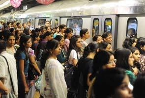 Why No Platform Security In Delhi Metro?