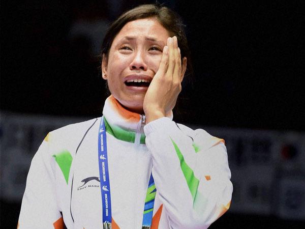 'Sarita Devi's Ban Unfair'