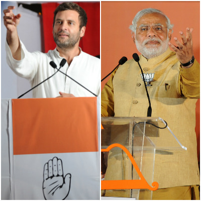 Rahul Gandhi Aka 'Pappu' Slams Narendra Modi!