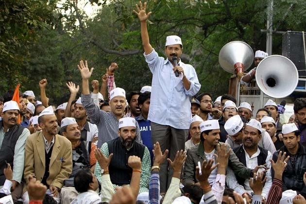 Is Arvind Kejriwal Getting Desperate?