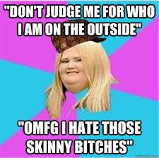 Most Stupid Things Said To Skinny People!