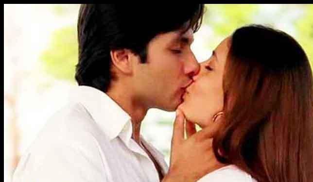 Bollywood Lip Lock