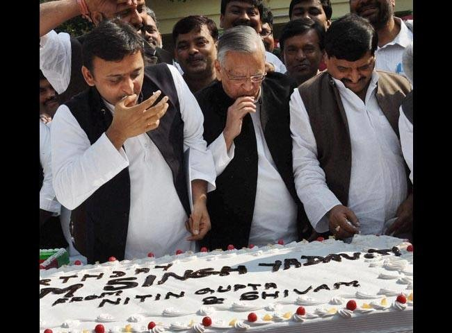 Who's Funding The Party Mr. Mulayam?