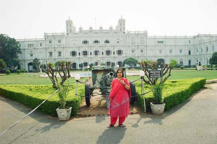 Most Popular And Heritage Palaces Of India - Jai Vilas Palace