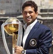 Top Millionaire Cricketer Of India - Sachin Tendulkar