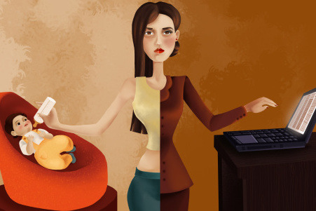 Are Stay At Home Or Working Women Better Moms?