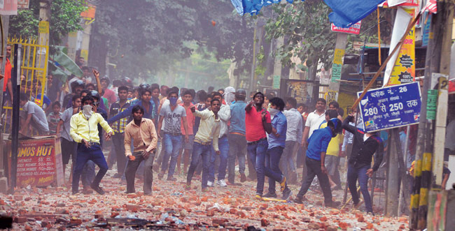 Riots On The Rise Thanks To Modi?