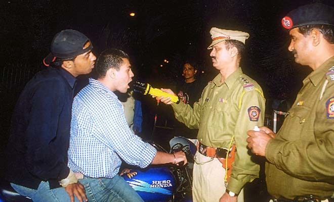 Why Don't Girls Get Stopped By Traffic Cops At Night?
