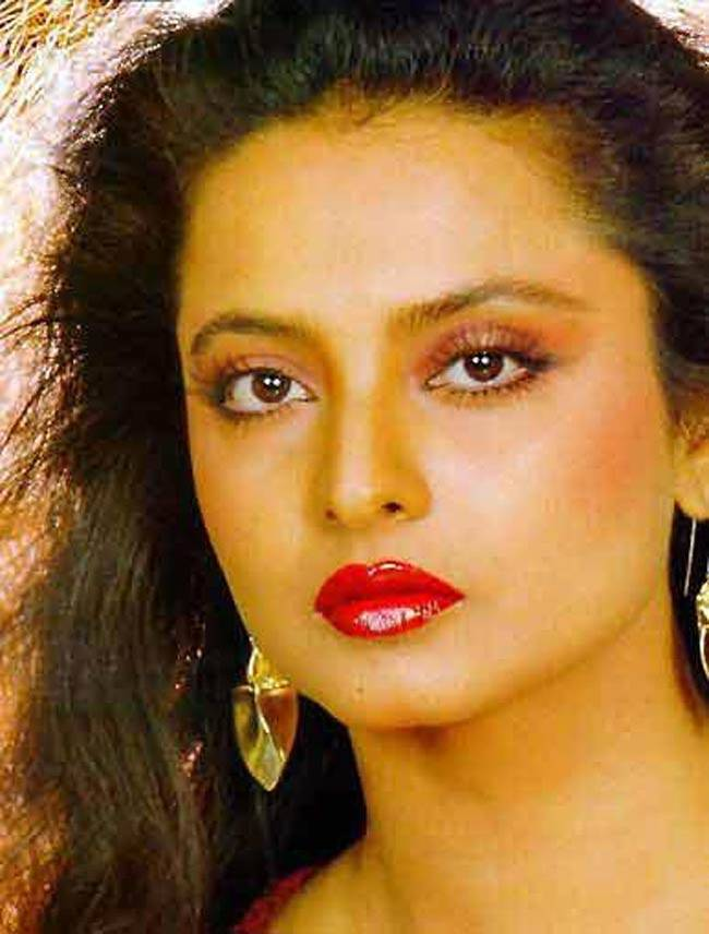 21 Things You Didn't Know About Rekha