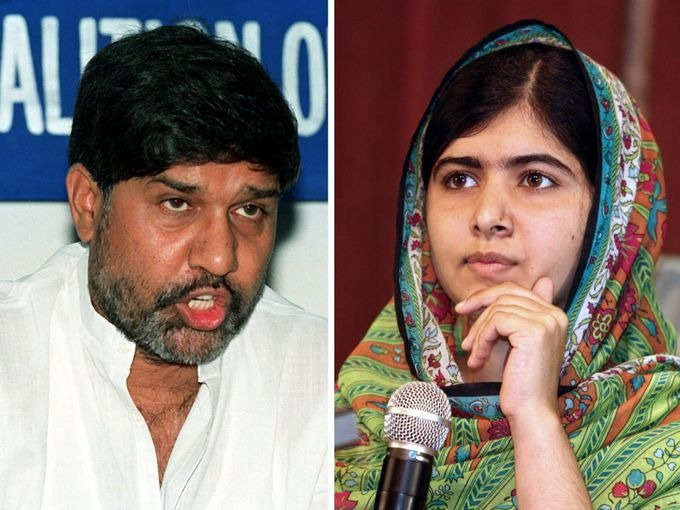 Kailash From India, Malala From Pakistan Bag The Nobel Peace Prize