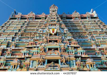 Most Famous Temples In India - Sri Ranganathaswamy, Tamil Nadu