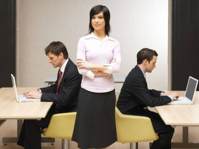 Are Female Bosses The Worst?