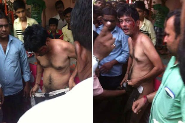 Man Castrated For Rape Attempt!