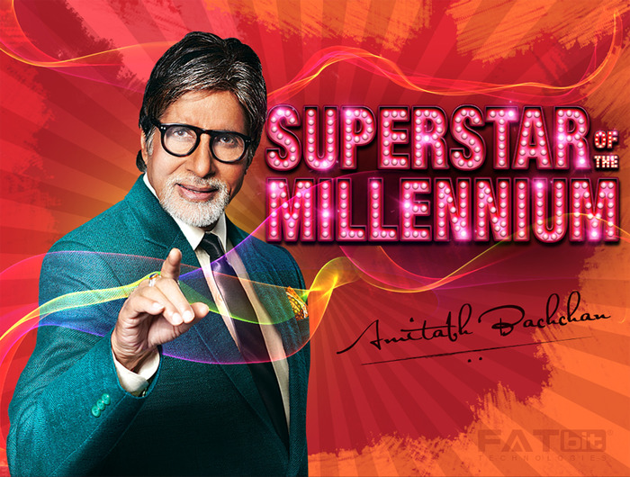 Complete Life Story Of Amitabh Bachchan (Infographic)