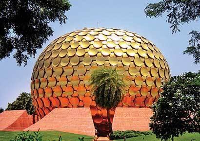 India's Most Unexplored Tourist Spots- Auroville, Pondicherry