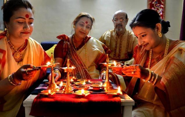 Auspicious Things To Do For Diwali