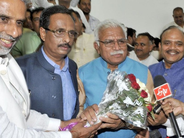 Is The Haryana CM A Misogynist?