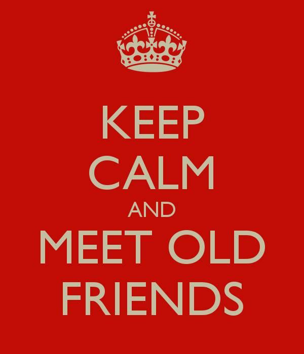 Meet Old Friends