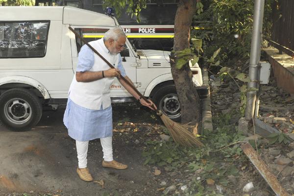 Are We Taking Modi's 'Swachh Bharat Abhiyan' Seriously?
