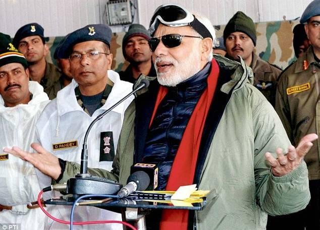 'Under Narendra Modi, Ministers Become CROREPATIS'