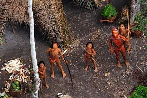 The Worlds Uncontacted Tribe Of North Sentinel Islands, India