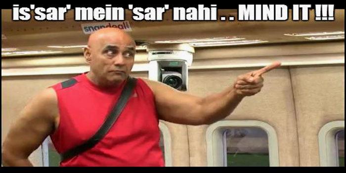 Puneet Issar Becomes The New Villain On Bigg Boss 8!